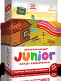 Akademia Umysłu JUNIOR – wspaniałe gry dla dzieci