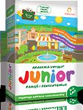 Fascynująca gra dla dzieci z serii Akademia Umysłu JUNIOR