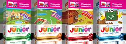 Prezenty dla dzieci - gry edukacyjne Akademii Umysłu w języku angielskim i polskim