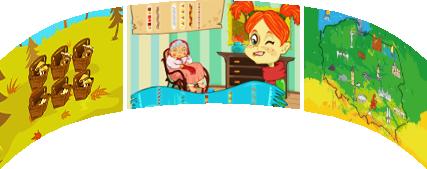 Gry edukacyjne Akademii Umysłu JUNIOR atrakcyjne prezenty na Dzień Dziecka
